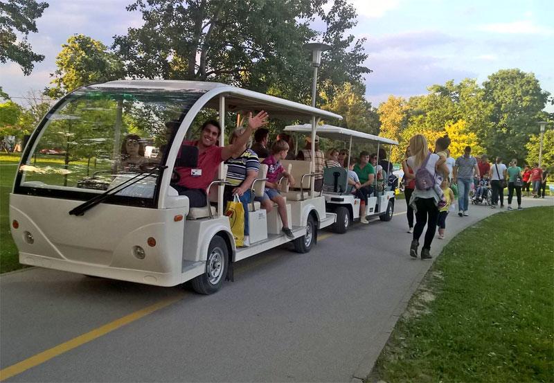 Besplatan prijevoz do Floraarta